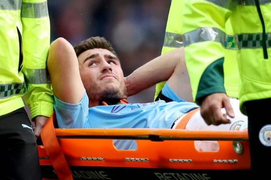 Pep Guardiola Fears Manchester City Defender Aymeric Laporte Out for up to Six Months