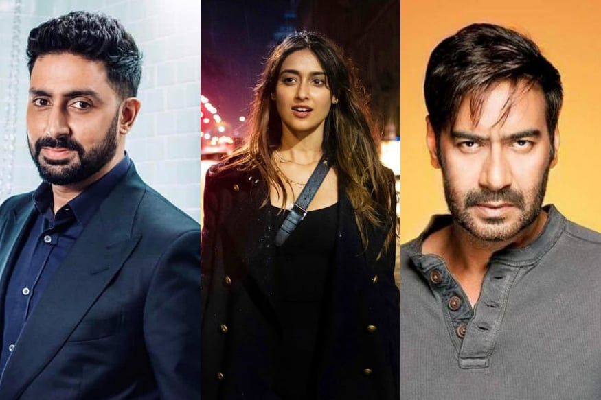 Abhishek Bachchan, Ileana D'Cruz Begin Filming Ajay Devgn's 'The Big Bull'