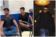 Arjun Kapoor's Cheeky Comment on Tiger Shroff-Hrithik Roshan's Photo Backfires as Fans Bash Him