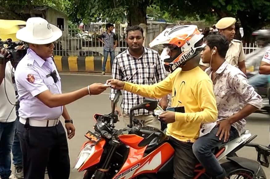 Odisha Relaxes New Traffic Rules for 3 Months After Mob Clashes With Police Over Hefty Fines