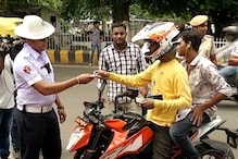 Now UP Govt Reconsidering Traffic Violation Fines under New Motor Vehicles Act
