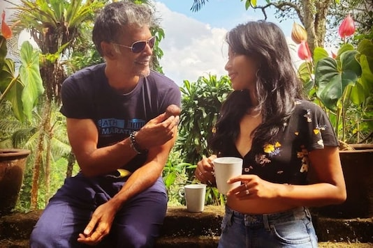 Milind Soman Gives Fitting Reply to Trolls Who Mocked Age Gap Between Him and Wife Ankita
