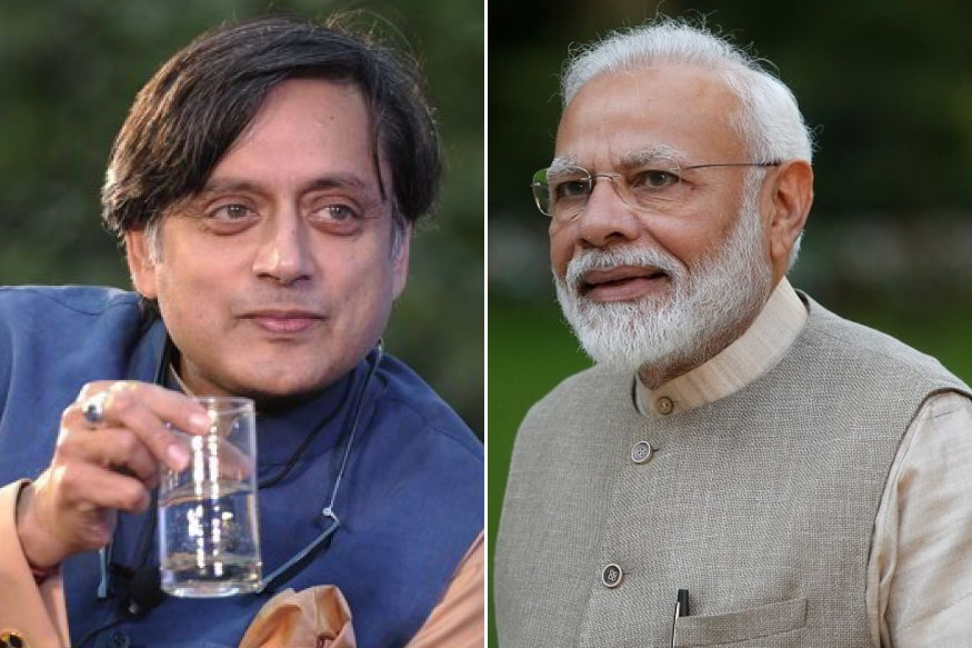 Ahead of 'Howdy, Modi', Tharoor Says PM Deserves Respect When he Represents India Abroad