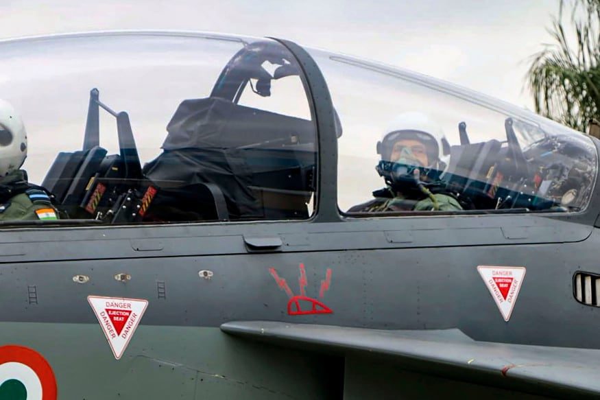'World-class' Fighter, Key Employer: A Look at Tejas, the Aircraft That Rajnath Singh Took Flight in