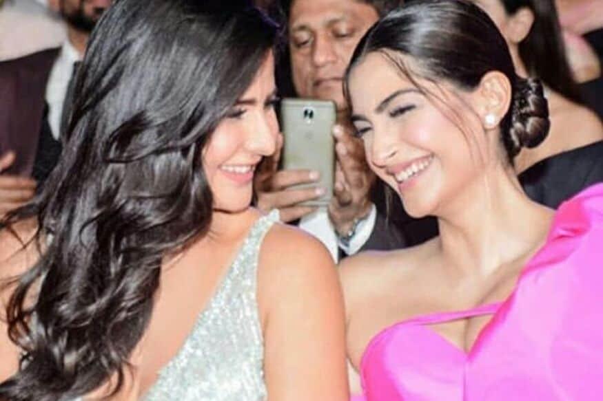 Sonam Kapoor Says Her Post for Janhvi Wasn't a Defense Against 'Friend' Katrina Kaif