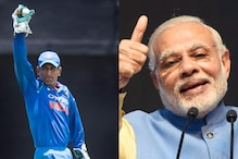 PM Modi Beats Dhoni to Become the 'Most Admired Man' in India