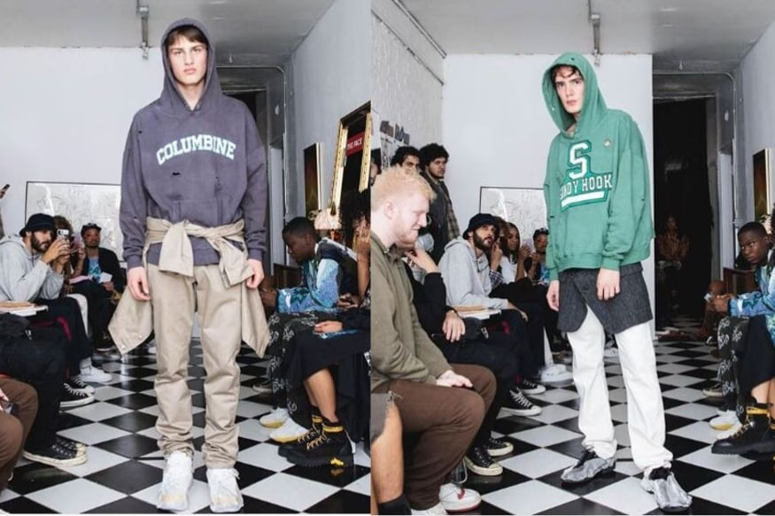 'Insensitive': US Streetwear Brand Faces Backlash over School Shooting-Themed Hoodies