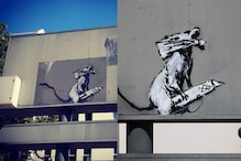 Oh, Rats! Banksy Artwork Painted on Traffic Sign 'Stolen'  in Paris