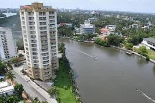 File photo of Maradu Kochi flats.