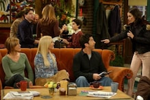 Fan of 'Friends'? You Can Now Recline on the Original Orange Couch From the Show