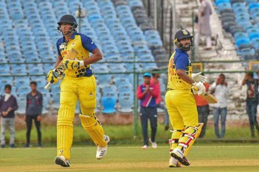 Syed Mushtaq Ali Trophy Semi-final, Tamil Nadu vs Rajasthan, Live Cricket Score: Teams Battle to Join Karnataka in