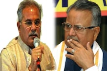 Dantewada Bypolls: Bhupesh Baghel and Raman Singh Accompany Party Nominees for Submission of Papers