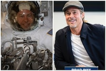 Did You Spot Indian Moon Lander, Brad Pitt Asks NASA Astronaut in Space-to-Earth Call