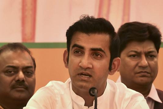 File photo of BJP MP Gautam Gambhir.