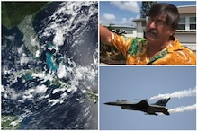 Hurricane Dorian: Angry US Man Asks Why 'Air Force Planes' aren't Driving Storm Winds Away