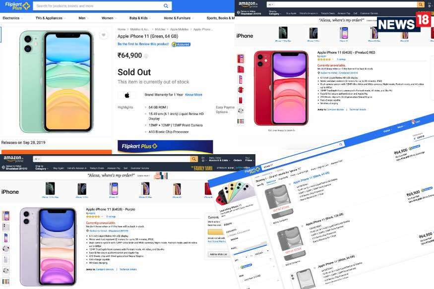 Apple Iphone 11 Pre Orders Are Already Sold Out On Amazon