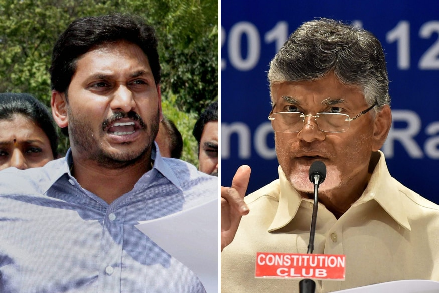 CM Jagan, Chandrababu Naidu Spar Over 'Media Muzzling' Issue in Andhra Assembly