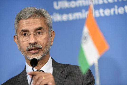 File photo of External Affairs Minister S Jaishankar.