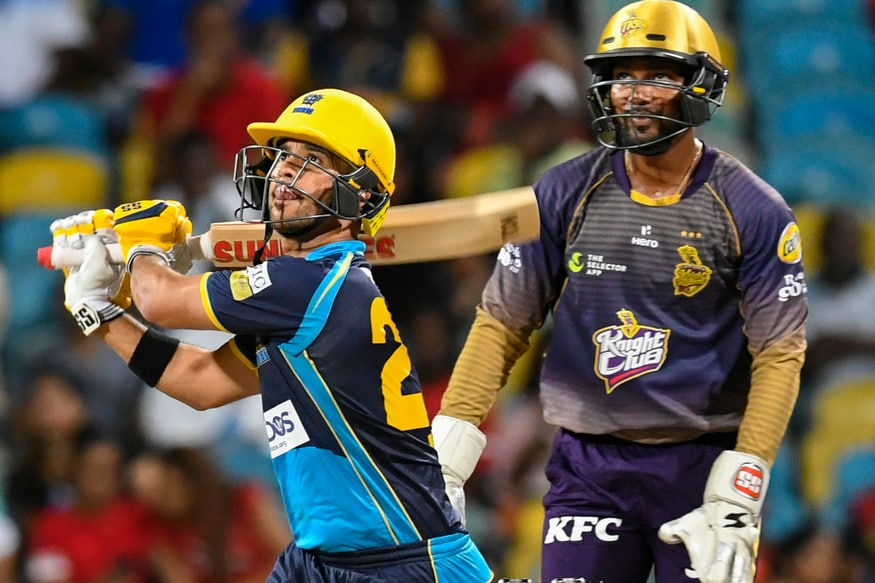CPL 2019 | JP Duminy Smashes 65 off 20 as Tridents Beat Knight Riders