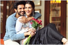 Kriti Sanon Makes Chia Pudding, Kartik Aaryan Calls it Chai Pudding