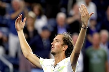 US Open 2019: Daniil Medvedev Beats Stan Wawrinka to Reach First Grand Slam Semi-final