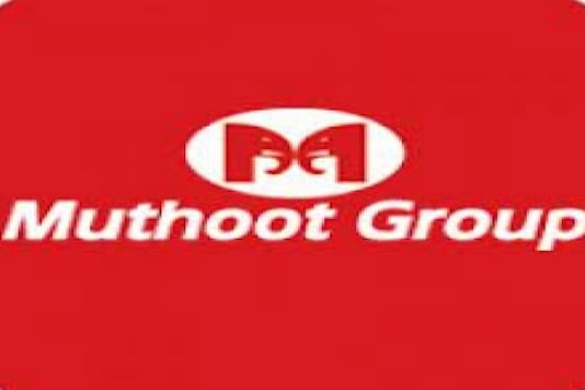 Logo of Muthoot group
