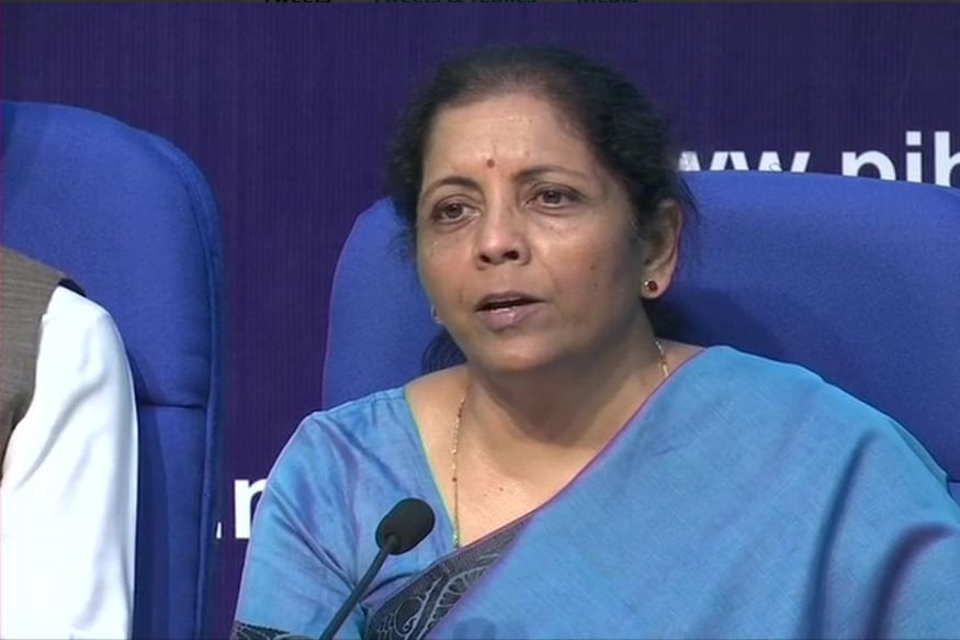 Finance Minister Nirmala Sitharaman to Meet Heads of Merging Banks on