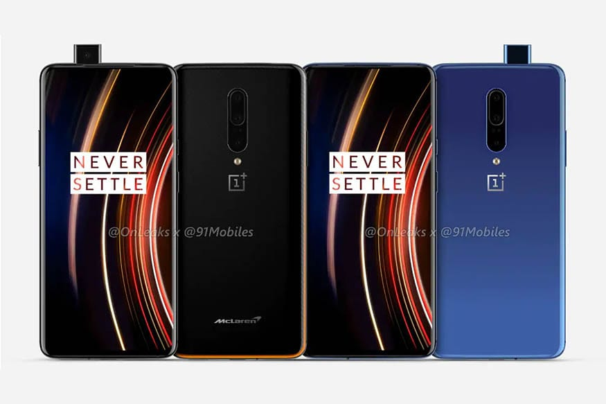 OnePlus 7T, OnePlus 7T Pro Could Launch on September 26