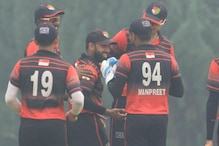 Singapore Register Four-run Win to Stun Zimbabwe in T20I Series