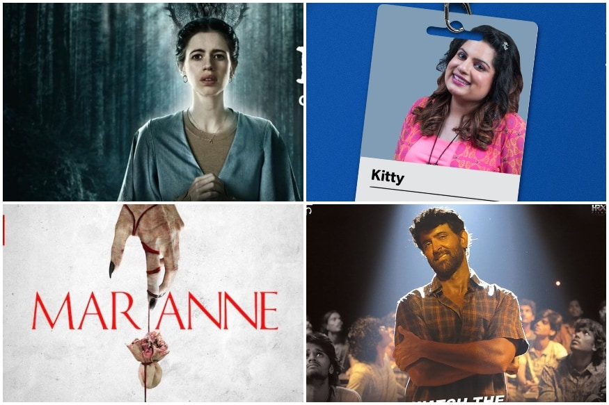 Streaming Now: Catch Kalki Koechlin in Horror Series Bhram, The Office is Back with Season 2
