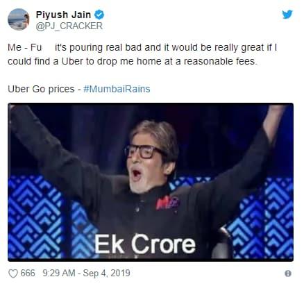 uber ek crore