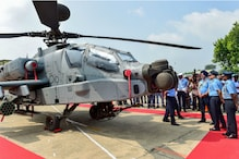Significant Step Towards Modernisation, Says Chief Dhanoa as IAF Adds 8 Apache Helicopters to Fleet