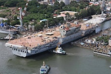 Looks Like Internal Sabotage, Say CISF Insiders After Theft Onboard Under-Construction INS Vikrant