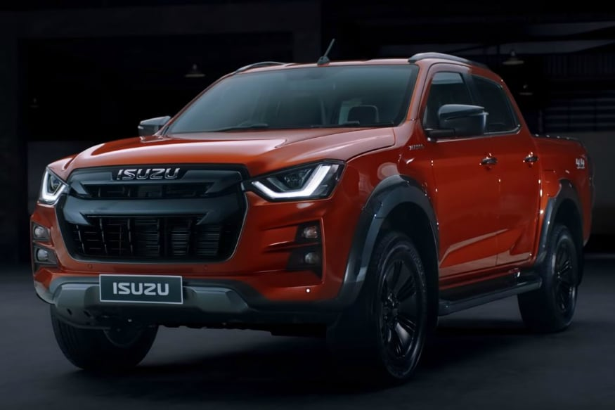 All-New Isuzu D-Max Pick-up Truck Unveiled in Thailand