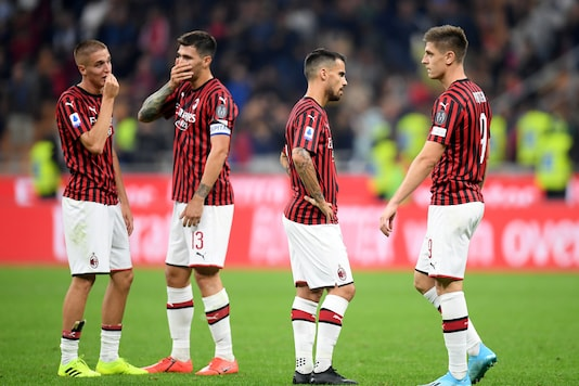 AC Milan (Photo Credit: Reuters)