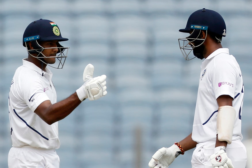 In Pics, India vs South Africa, First Test, Day One in Pune