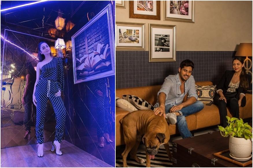 Happy Birthday Gauri Khan: 5 Celebrity Spaces Designed by Her