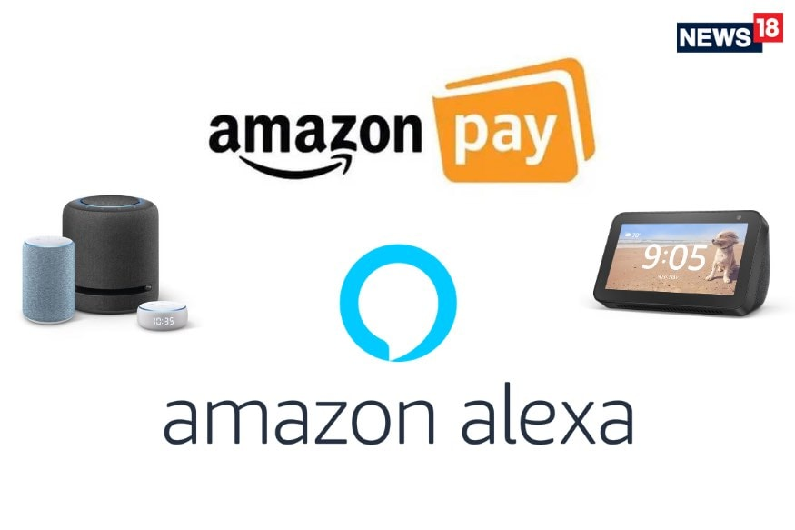 Alexa, Pay my Mobile Bill: India Gets Amazon Pay And Alexa Payments Feature First - News18 thumbnail