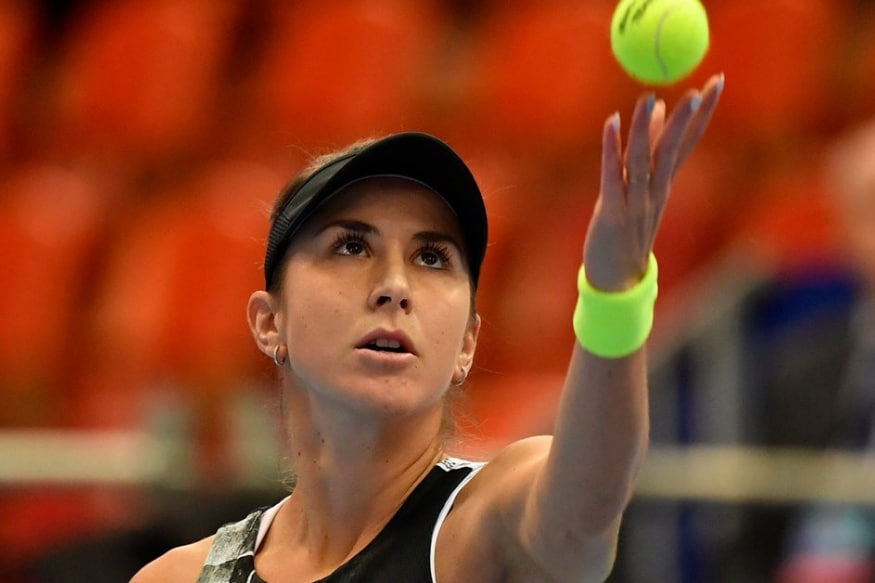 Belinda Bencic Overtakes Serena Williams to Seal Last WTA Finals Shenzhen Spot