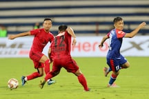 ISL 2019-20: Title-holders Bengaluru FC Held to Goalless Draw by NorthEast United FC in Opener