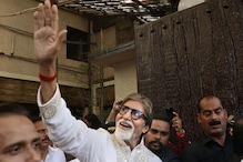 Amitabh Bachchan Greets His Fans on His Birthday; See Pics