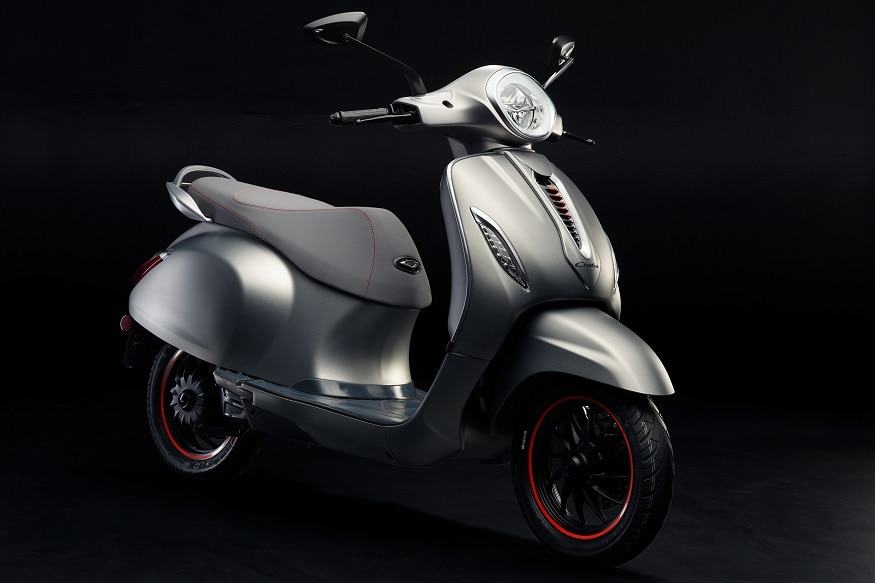 Bajaj Chetak Electric Scooter Unveiled: Here's All You Need to Know