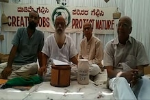 Satyagraha For Sacred Economy: Activists on Hunger Stir in Bengaluru Seek Jobs, Clean Environment