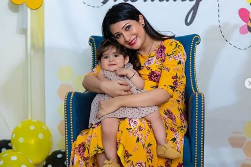KGF Actor Yash's Wife Radhika Pandit Shares Glimpses from Bee-themed Baby Shower
