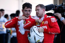 Charles Leclerc on Top After Final Practice Session at Mexican Grand Prix
