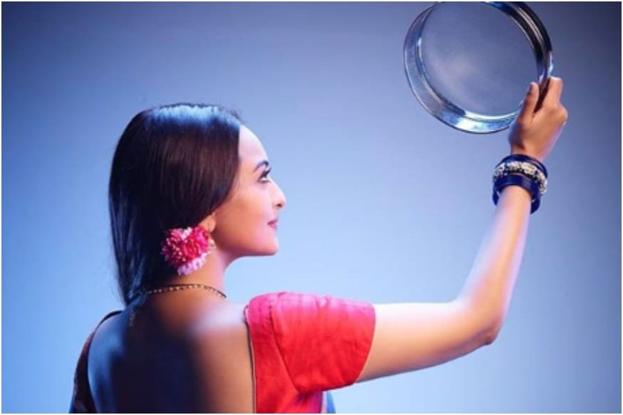 Sonakshi Sinha Wishes 'Dabangg' Wives Happy Karva Chauth with New Film Poster