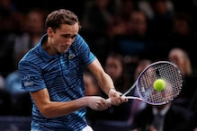 'I Hate Losing': Daniil Medvedev Suffers Shock Second Round Exit at Paris Masters