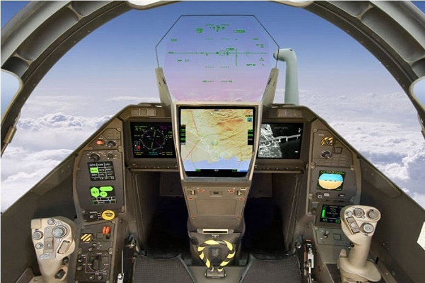 Dassault Rafale cockpit. (Image: All Things Aviation/ Flickr)