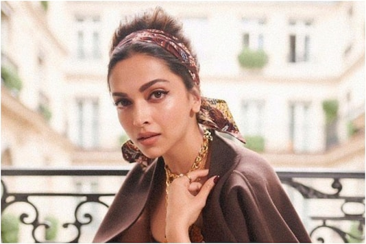 Image of Deepika Padukone, courtesy of instagram