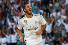 Eden Hazard Scores 1st Goal for Real Madrid as They Get Thrilling Win Over Granada in La Liga